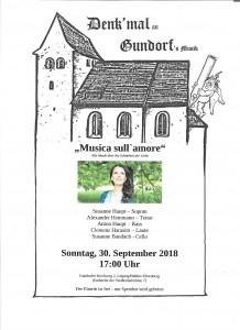 Plakat Gundorf